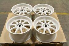 """Rota P1R 18"""" Alloys fits Evo 350Z Skyline S14A 200sx RX7 Supra Nissan 5x114.3"""