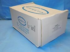 GENETIX PETRIWELL EQUIGLASS CELL CULTURE PLATE W1150 6 WELL LIDDED QTY 44 SEALED