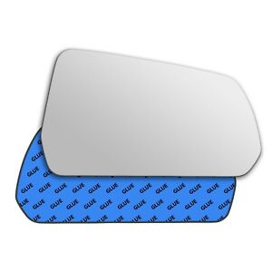 Right wing adhesive mirror glass for Ford Mustang 2015-2019 827RS
