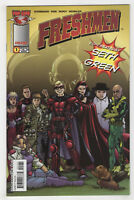 Freshmen #1 (Aug 2005, Image [Top Cow]) {George Perez Cover} Sterbakov Kirk D