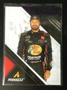2021 Chronicles Nascar Racing PINNACLE - MARTIN TRUEX JR PURPLE #13/25