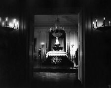 JFK President John F. Kennedy lies in state at White House - New 8x10 Photo