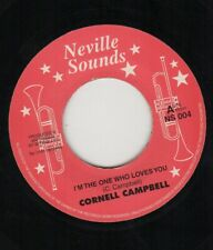 CORNELL CAMPBELL - I'M THE ONE WHO LOVES YOU / NATURAL FACTS