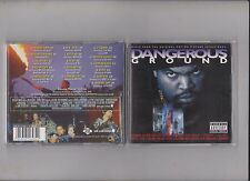 Dangerous Ground - Original Motion Picture Soundtrack OST - CD TOP
