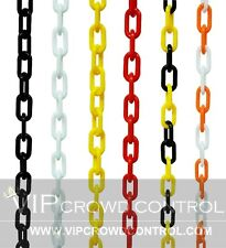 6mm Plastic Chain VIP Crowd Control