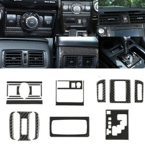 for Toyota 4Runner 2010-2021 Car Accessory Interior Carbon Fiber Decoration Suit