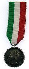 MEDAGLIA ARGENTO ESPOSIZIONE MILANO 1881 MARGHERITA DI SAVOIA COD.M099