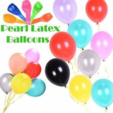 Latex Balloons Assorted Color Party Balloons Bulk (160 Pcs) 12 Inches Party Su.