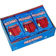 Red Vines Licorice Peg Pack, Original, 4 oz, 15 ct Red Vines Licorice Candy