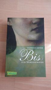Stephenie Meyer : Biss zum Morgengrauen Vampir Fantasy Bella + Edward