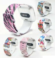 For Fitbit Versa, Versa 2 & Lite Strap Replacement TPU Sports Band Small Large