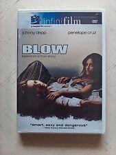 Blow DVD 2001 - Johnny Depp/Ray Liotta