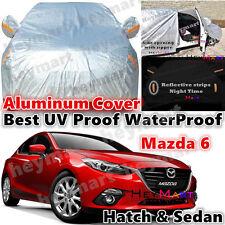Mazda 6 Best Aluminum car cover UV Proof car cover Waterproof Mazda 6 car cover