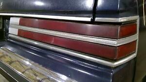 84-87 Buick Regal Passenger Right Tail Light Assembly (Chrome Trim)