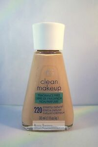 CoverGirl Clean Makeup Foundation - Regular - Oil Control - Fragrance Free