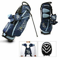 Authentic Team Golf Tampa Bay Rays Stand Golf Bag - NEW IN THE BOX!