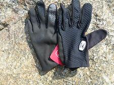 SUGOI Womens RPM FULL Glove Running Cycling XC Black M Medium NEW Five Finger