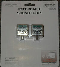 Laser Pegs Recordable Sound Cube New 9060