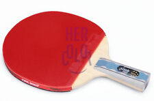 Hot Sale Ping Pong Table Tennis Racket Paddle Bat 6 star DHS 6006