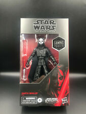 "Star Wars Black Series DARTH NIHILUS Gaming Greats KOTOR -  6"" Action Figure"