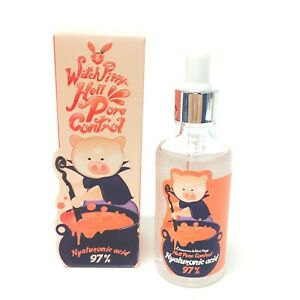 ELIZAVECCA WITCH PIGGY HELL PORE CONTROL HYALURONIC ACID 97% SKIN MOISTURIZING