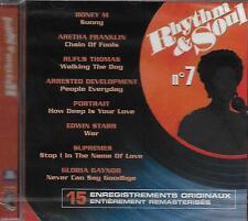 CD album: Compilation: Rhythm & Soul N°7. Polygram . X