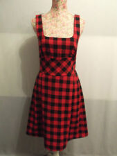 Knee Length Square Neck Any Occasion Dresses for Women