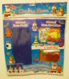 Create Your Own Christmas Scene Kit