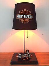 Harley Davidson Motorcycle Lamp Custom Harley-Davidson Light