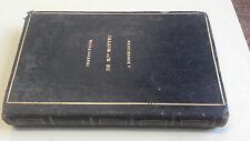 les deux créoles ou l'entrainement de l'exemple par Mme J. Saunders / 1850