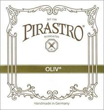 Pirastro Oliv 4/4 Violin E String: Thin Gold Loop End