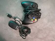 Xbox 360 controller (Schwarz)