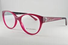 b89d25ee672 Bvlgari Eyeglasses BV 4106BQ 5333 Transparent Red