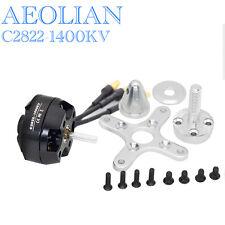 Aeolian mini electric brushless motor C2822 KV1400 for Airplane RC Model
