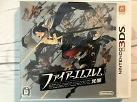FIRE EMBLEM Awakening Kakusei  Nintendo 3DS Video Games Used  Japanese Version