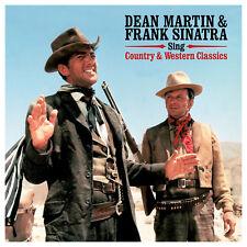 Dean Martin & Frank Sinatra SING COUNTRY & WESTERN CLASSICS 180g NEW VINYL LP