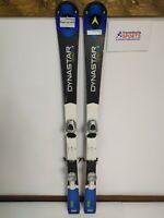Dynastar Team Pro 139 cm Ski + BRAND NEW Salomon 9 Bindings Winter Sport Fun BSL