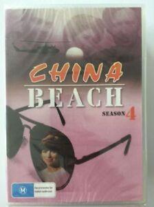 China Beach Season 4 DVD New and Sealed Australia All Regions