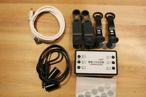 2 heads Auto Clicker Device Screen Auto Click Adjustable Speed built in battery