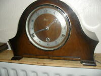 Stunning  Art deco Westminster chime Mantle clock