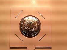 2 EURO GRECE 2015 30 ANS DRAPEAU EUROPEEN COMMEMORATIVE NEUVE