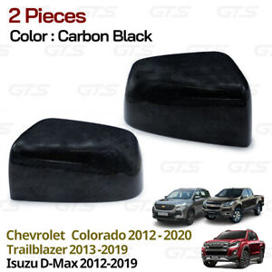 For Isuzu Chevrolet D-Max Colorado Trailblazer 2013 19 Wing Side Mirror Cover