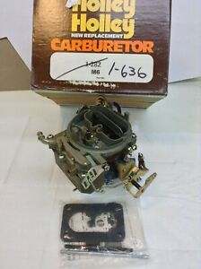 NOS HOLLEY 2210 CARBURETOR R7024 1973 CHRYSLER DODGE PLYMOUTH 360-400 ENGINE