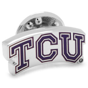 NCAA TCU Horned Frogs Lapel Pin