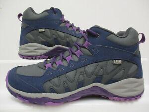 Merrell Lulea Mid Waterproof Walking Boots Ladies UK 8 US 10.5 EUR 42 REF 7053*