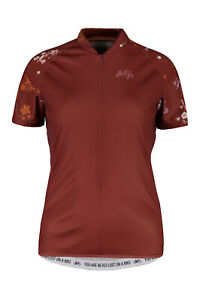Maloja FiagravaM. Damen Kurzarm Bike Trikot Jersey Shirt 27158 Occasion-store