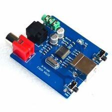 PCM2704 USB DAC a S/PDIF SCHEDA AUDIO decodificatore Board 3.5mm Analog Output F/PC L40