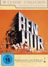 William Wyler BEN HUR 1959 Jack Hawkins CHARLTON HESTON Hugh Griffith 2 DVD Box