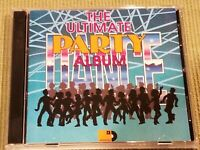 SESSIONS PRESENTS THE ULTIMATE PARTY ALBUM RARE OOP 40 TRACK 2 CD SET