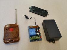 Interrupteur sans fil 1 canal contact bistable-12vDC